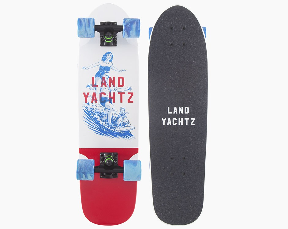 28,5″ Landyachtz Dinghy Surfer