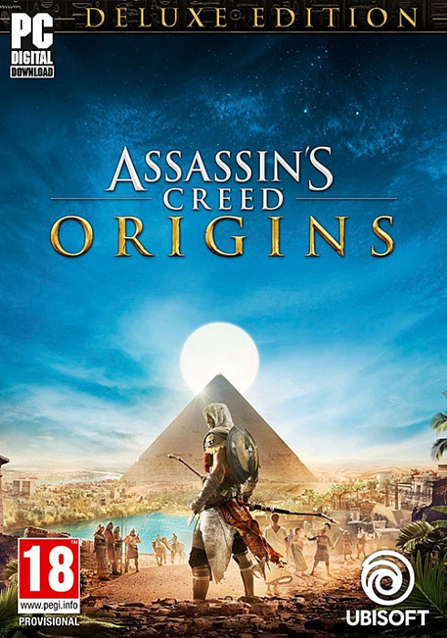 Assassin's Creed: Джерела Deluxe Edition 14864515