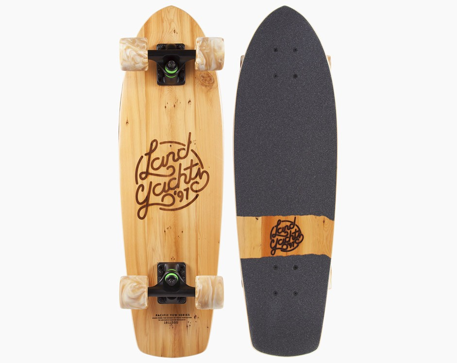 28″ Landyachtz Revival Series Pacific Yew