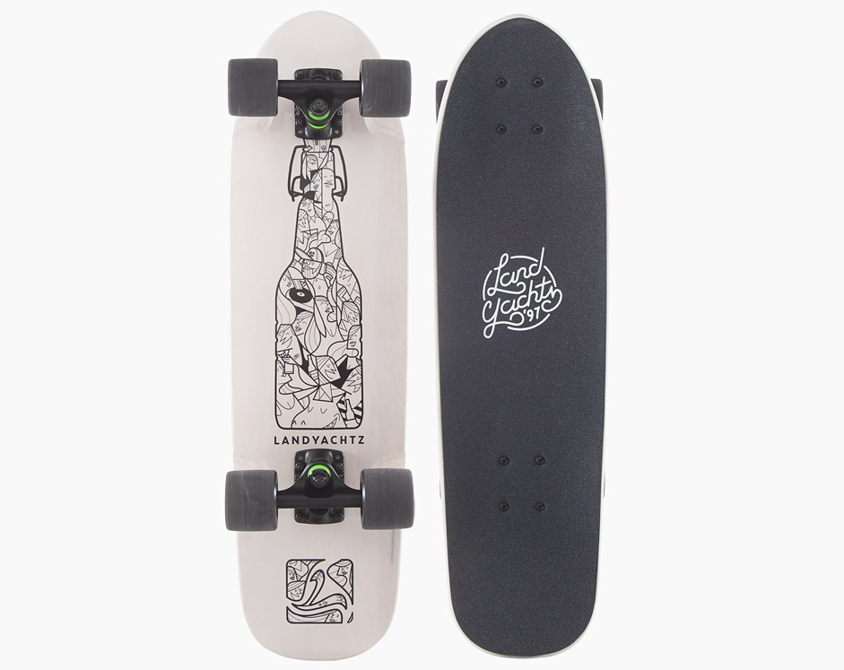 28,5″ Landyachtz Dinghy Growler