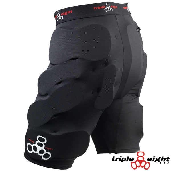 Захисні шорти Triple Eight Bumsavers II Padded Shorts